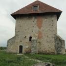 Baszta starego kasztela w Szabadbattyán